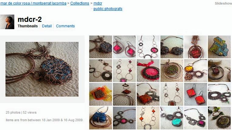 Montserrat Lacomba bijoux
