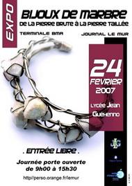 EXPO - bijoux europeen affiche 4 - bijoux de marbre