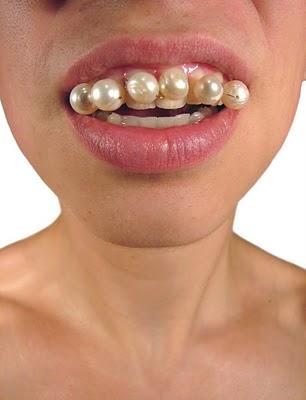 Lauren Kalman's 'Pearls'