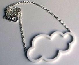 kyoko hashimoto- collier petit nuage
