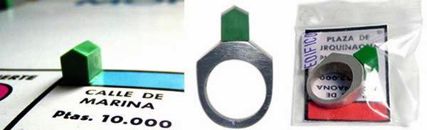 'un microclima' (ES)  monopoly house rings