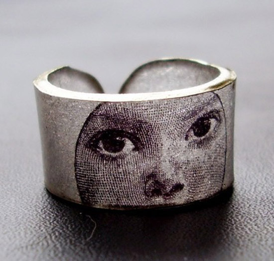 rings - face rings - dillon design