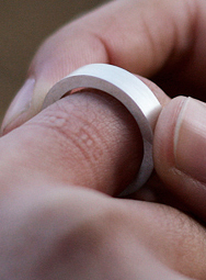 rings - inner message ring - Jungyun Yoon