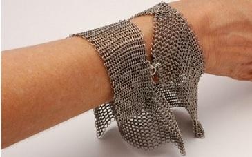 Deganit Stern Schocken-bracelet maille