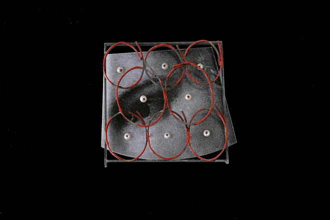 Ramon Puig Cuyas - nº 1328 'In media res', brooch, 2009