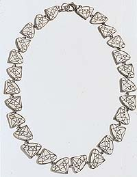 Jennifer Kellogg 'Diamond Necklace'