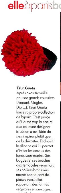 TZURI GUETA - presse 1