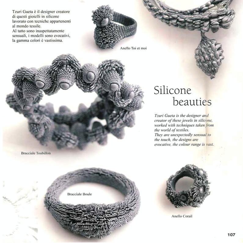 TZURI GUETA- silicone beauties