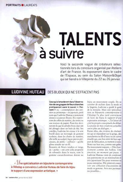 UTO- Ludivine Huteau