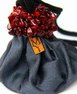 PARFUM- yannick-mur gris-gris à parfumer
