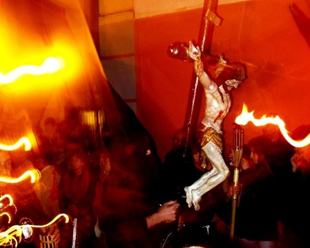 PETIT- Procession - Christ