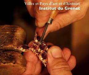 EXPO - Institut du Grenat - 2 - travail sur croix badine