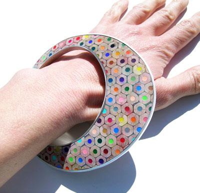 Maria Cristina Bellucci - bracelet 'egg'
