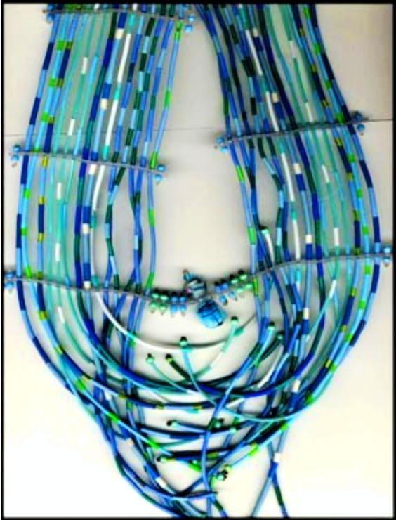 Cath-Jacquet_Collier  grand bleu 'Habibi'