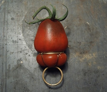 Hilde De Decker- veggie ring